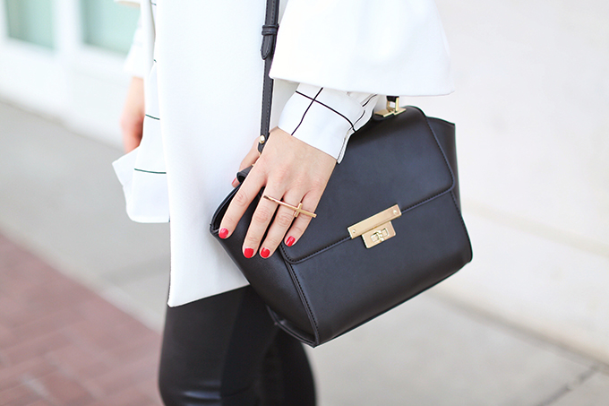 Autumn 2017 Trend Guide | Street Chic | Biggest Fall 2017 Trends | Best Leather Mini Bags for Fall 2017 | Calgary Fashion Blogger // JustineCelina.com