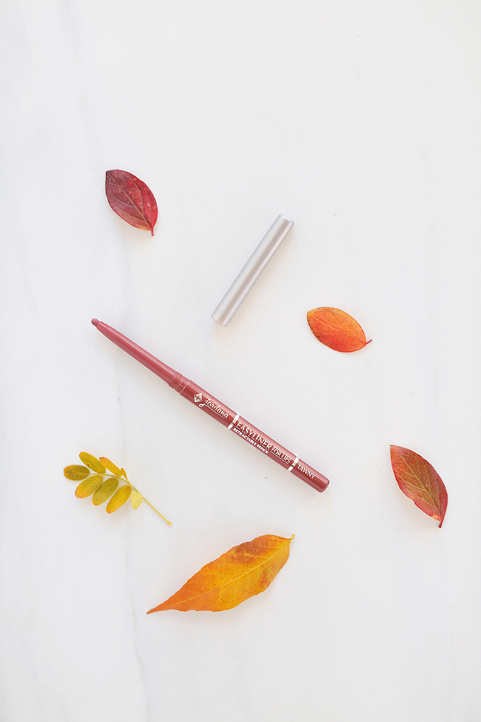 Jordana Easyliner for Lips in Tawny   September 2017 Beauty Favourites // JustineCelina.com