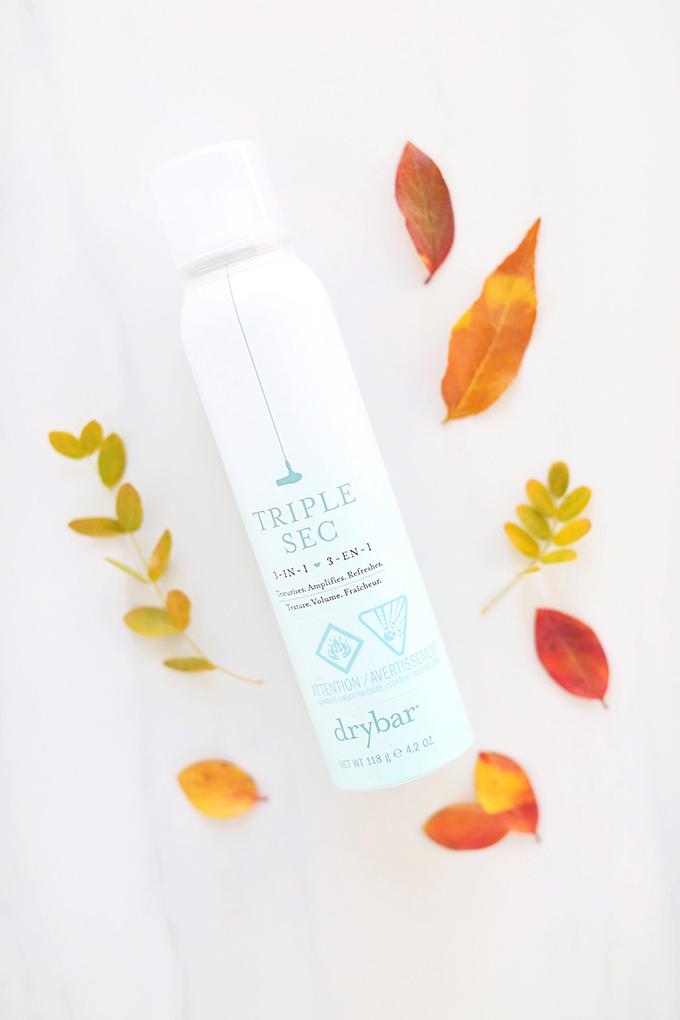 Drybar Triple Sec 3-in-1   September 2017 Beauty Favourites // JustineCelina.com