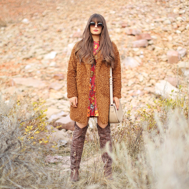 Autumn 2017 Trend Guide | That 70's Style // JustineCelina.com