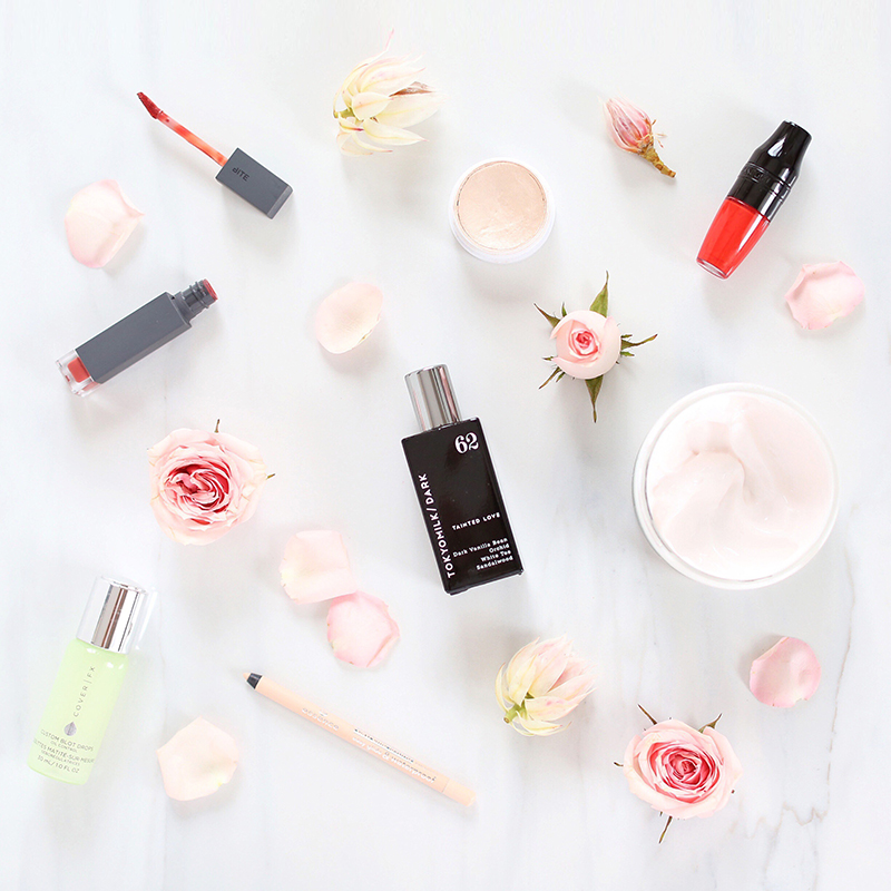 October 2017 Beauty Favourites // JustineCelina.com