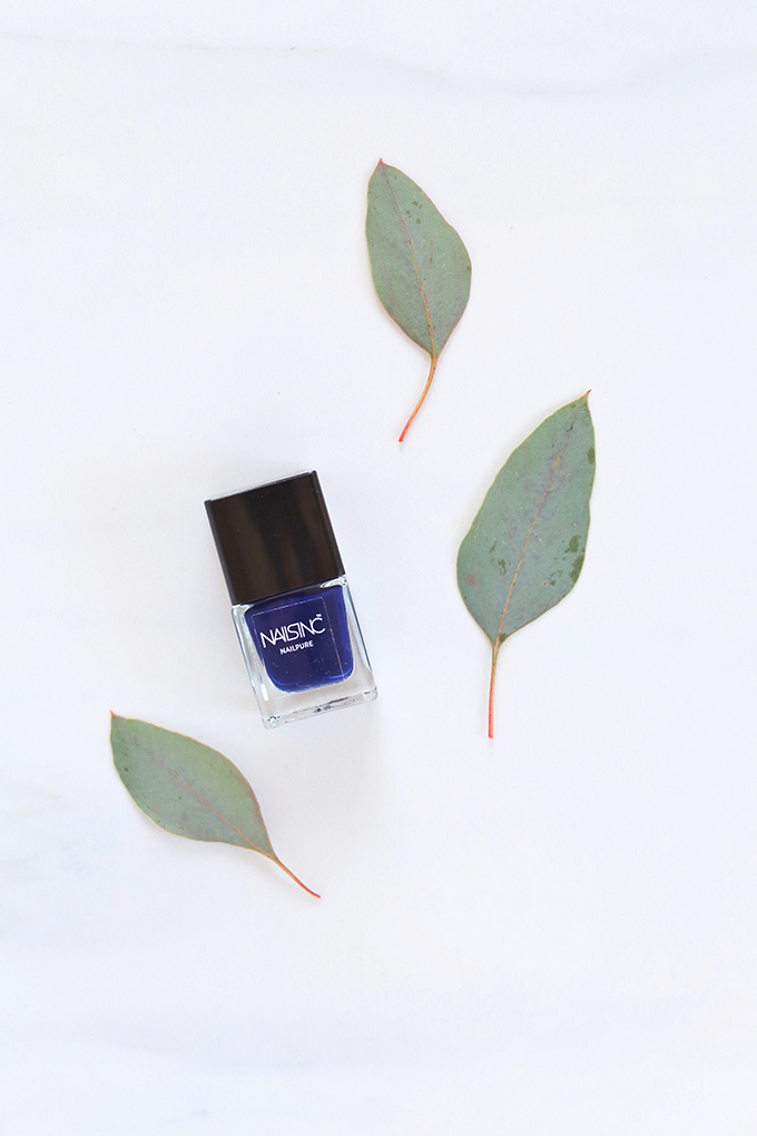 NAILS INC. Nailpure Polish in Prince Arthur Road Photos, Review, Swatches   November 2017 Beauty Favourites // JustineCelina.com