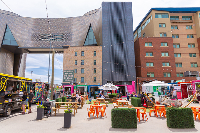 Guest Post: Exploring East Village Junction with Tourism Calgary // JustineCelina.com