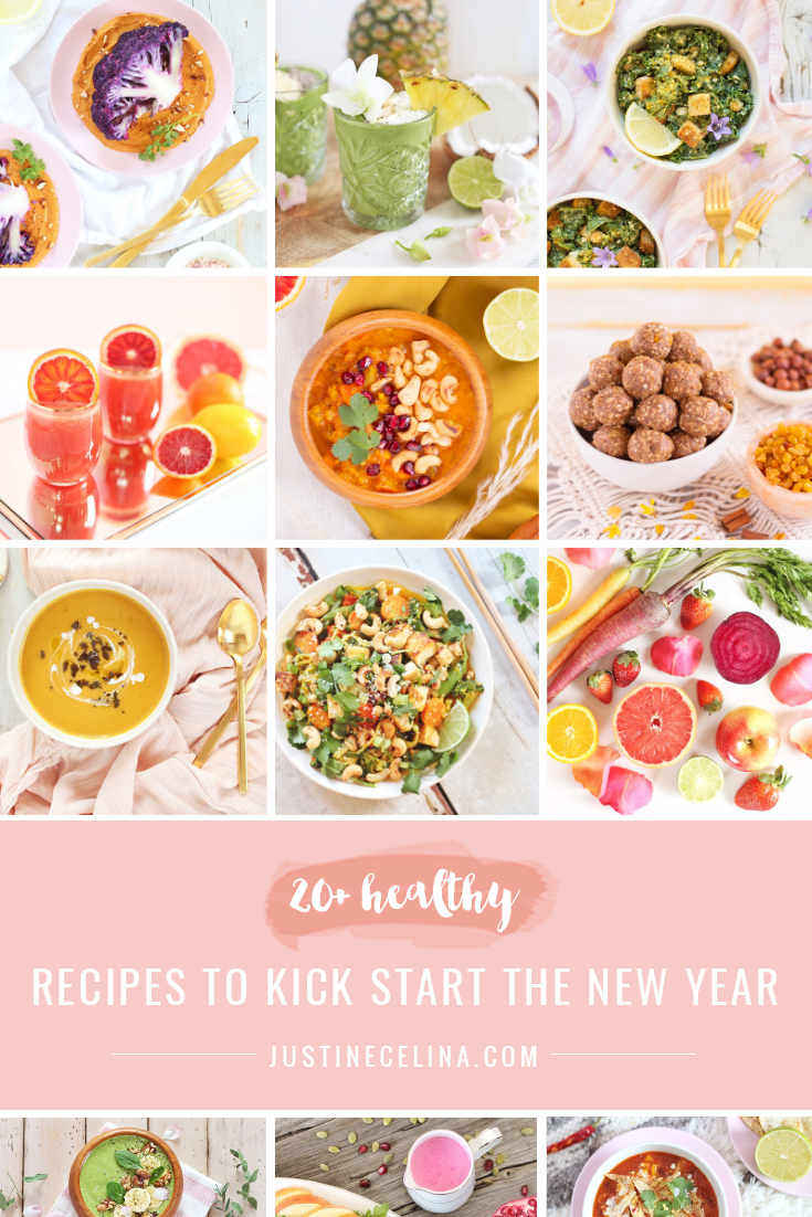 20+ Healthy Recipes to Kick Start The New Year   best vegan recipes winter 2021, healthy dinner recipes for the new year, healthy recipes 2021, healthy recipes for january, healthy recipes to make in january, january detox recipes, New Year Healthy Recipes 2021, new years resolution recipes, Plant Based January meal plan, plant based recipes for the new year 2021, seasonal recipes January, what to cook in january, winter healthy recipes   Calgary Plant Based Food Blogger // JustineCelina.com
