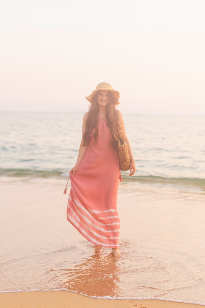 Resort 2020 Lookbook: Coral Cove | Tropical Vacation Outfit Ideas | Cute Beach Vacation Outfits 2020 | Mexico Vacation Outfit Ideas | What to Wear on Vacation 2020 | Luxury Resort Fashion | How to Style Tie Dye 2020 | Tie Dye Outfit Ideas | The Best Beach Dresses and Coverups | The Best Dresses for Tropical Vacations | Coral Tie Dye Maxi Dress | Camino Real Zaashila, Huatulco Review | Camino Real Resort Huatulco 2020 | Tangolunda Bay | Calgary Fashion & Travel Blogger // JustineCelina.com