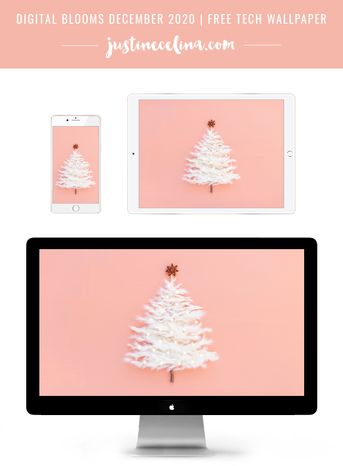 DIGITAL BLOOMS DECEMBER 2020   FREE DESKTOP WALLPAPER   A Pampas Grass Christmas Tree with Fairy Lights, a Star Anise Tree Topper and a Natural Stem Base   Boho Holiday Decor   Boho Christmas Wallpaper   Modern Boho Christmas Tree   Pampas Grass Christmas Tree   Modern Holiday Tech Wallpaper   Boho Christmas Tree   Free Christmas Digital Wallpaper   Free Holiday Wallpaper   Pampas Grass Christmas Tree Wallpaper   Winter Wreath Download   JustineCelina Digital Blooms // JustineCelina.com