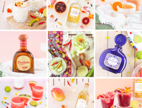 5 Festive Cinco de Mayo Cocktails | 5 of JustineCelina's most popular dairy, gluten and refined sugar free tequila & mezcal based cocktail to celebrate Cinco de Mayo | Calgary Cocktail Blogger | Cinco de Mayo Drink Menu | Cinco de Mayo Margarita Recipe | Healthier Cinco De Mayo Cocktail Ideas | The Best Cinco De Mayo Cocktails to Make at Home | Margarita, Mezcalrita and Paloma Cocktail Recipes for Cinco de Mayo | Vegan Cinco de Mayo Cocktails | Calgary Cocktail Blogger // JustineCelina.com